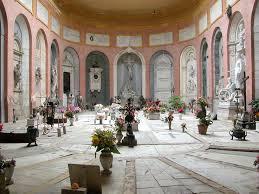 la tomba alla Certosa di Bologna