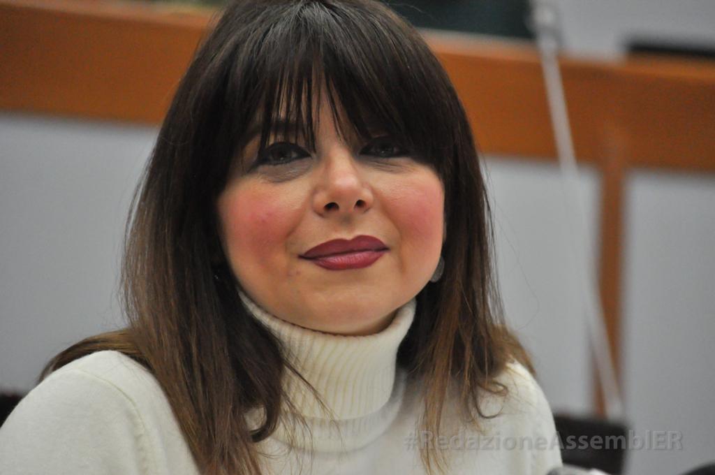Roberta Mori (Pd)