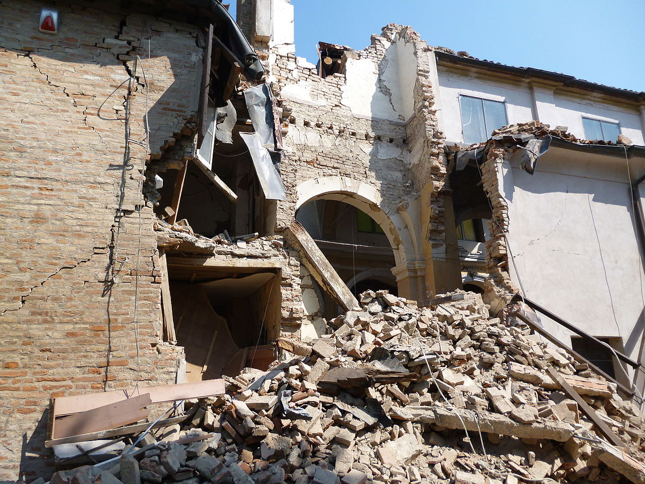 Terremoto 2012