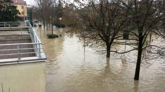 Alluvione a Modena