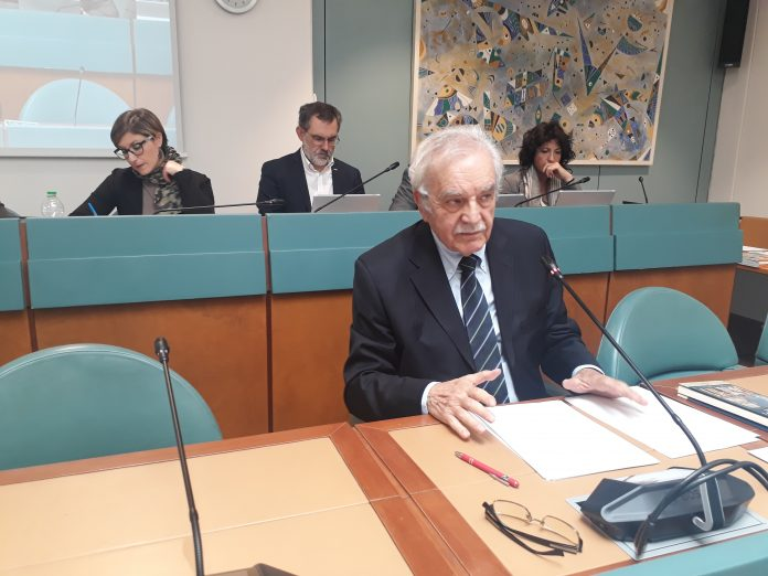 Salvatore Di Grazia commissione Minori