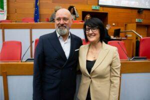 2020- I presidenti Emma Petitti e Stefano Bonaccini