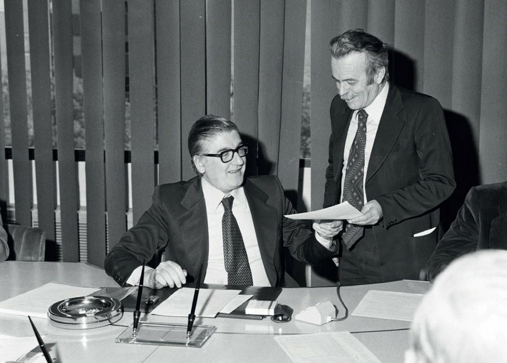 1970-Guido Fanti primo presidente della giunta regionale